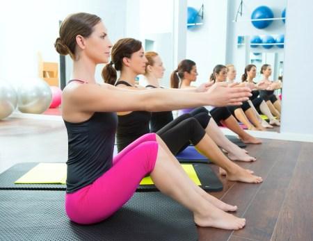 Pilates no Taguaparque em comemoração ao Dia Internacional da Mulher - Foto: Internet