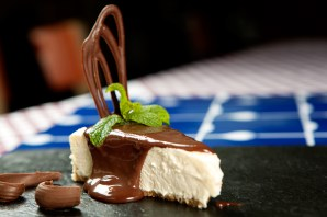 Alexandre Albanese - Cheesecake Chocolate - Foto: Rafael Lobo - Zoltar Design