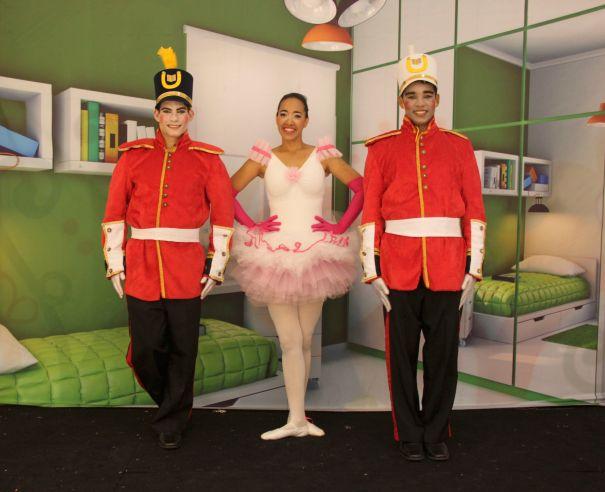 O Soldadinho de Chumbo e a Bailarina - Foto: Sopa de Teatro