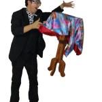 Projeto Hora Animada traz show de mágica para crianças