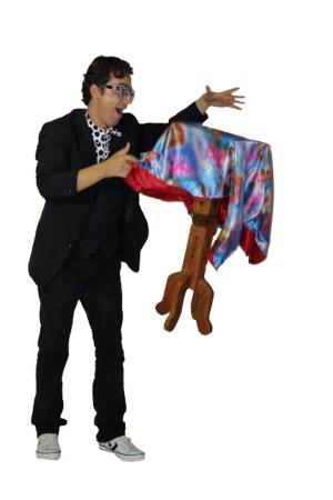 Show de Mágica com Jeff Duprado - Foto: Divulgação