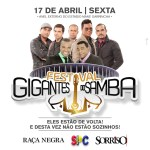 Festival Gigantes do Samba
