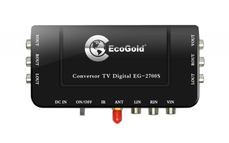 Conversor da TV Digital - Foto: Internet