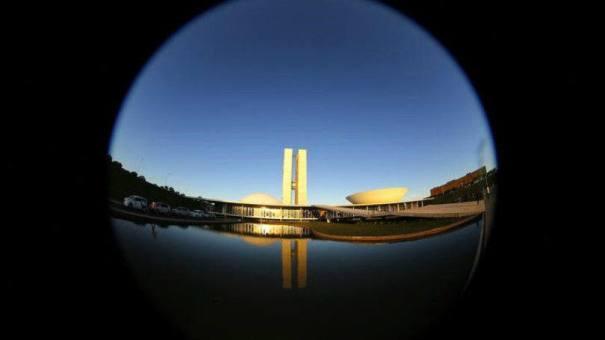 Câmara. Congresso Nacional, em Brasília - Foto: Jorge Silva/Reuters