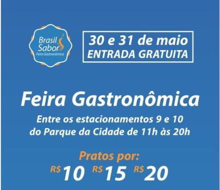 Feira Gastronômica Brasil Sabor