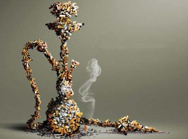 Fumar narguilé aumenta exposição ao benzeno, podendo causar leucemia - Fonte: Jornal Ciência
