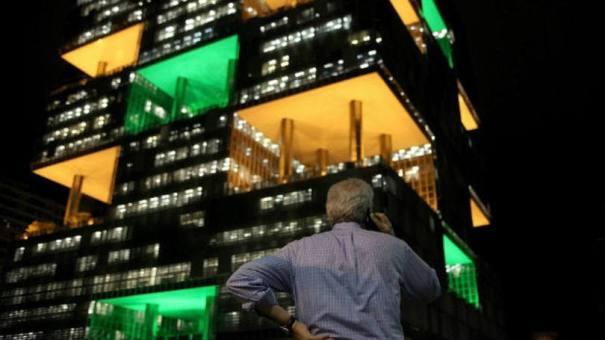 Sede da Petrobras: 10 vagas para o Rio de Janeiro - Foto: Galdieri/Bloomberg