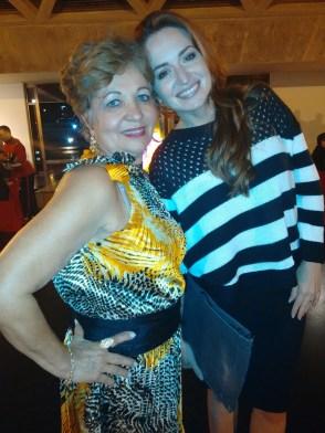 Nathalie Maia e Luzia Câmara