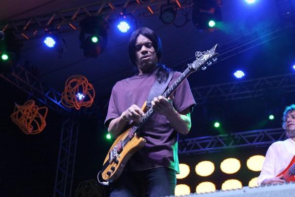 Festival BB Seguridade de Blues e Jazz - Stanley Jordan - Foto: Cíntia Duarte