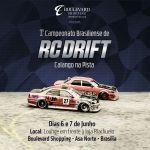 Brasília recebe primeiro campeonato de RC Drift