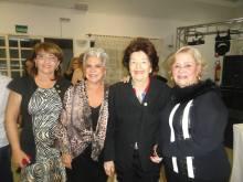Presidente Beatriz, Presidente Rose, Francisca, Luzia Rodrigues