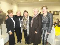 Luzia Câmara, Luzia Rodrigues, Magda Couto, Helenice, Lucy