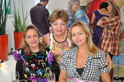 Elizabeth Campos, Luzia Câmara, Deputada Distrital Liliane Roriz