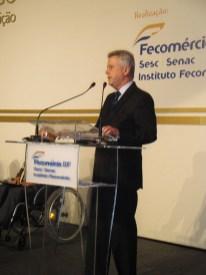 8º Prêmio Mérito Mercador Candango - governador Rodrigo Rollemberg