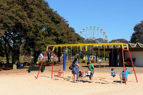Parque Ana Lídia - Foto: Agência Brasília