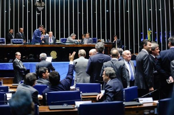 Senado aprova aposentadoria compulsória aos 75 anos para todos os servidores públicos - Foto: Moreira Mariz/Agência Senado