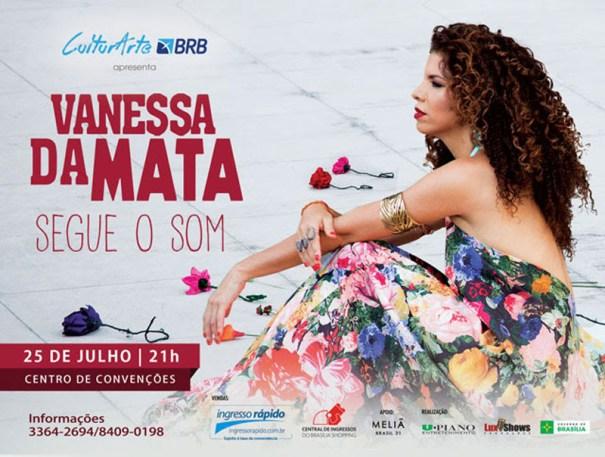 "Vanessa da Mata - ""Segue o Som"""
