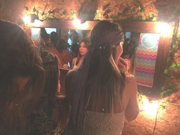 Beauty Bar é a nova sensação entre as belas e poderosas frequentadoras da Praia de Brasília
