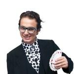 Truques de magia e ilusionismo divertem a garotada no projeto Hora Animada