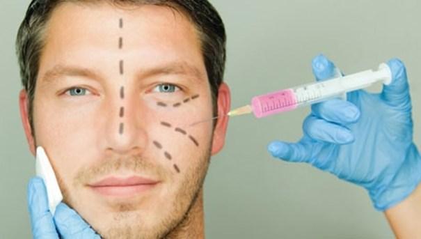 Índice de homens que procuram cirurgias plásticas salta de 5% para 30% - Foto: Valeant