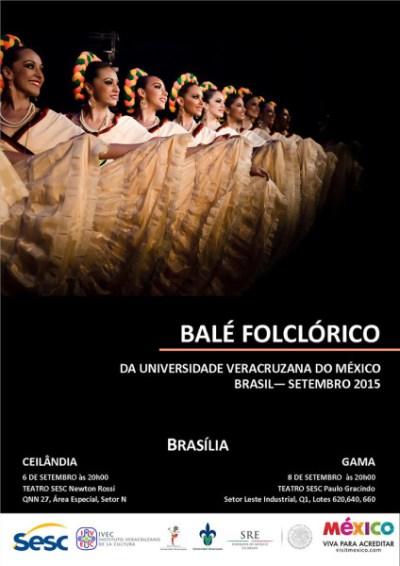 Convite Brasília. Eletronico