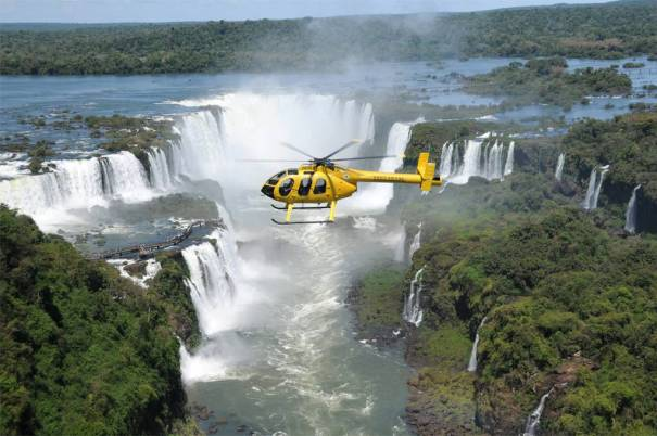 Ano Novo em Foz do Iguaçu com a Cultura Viagens