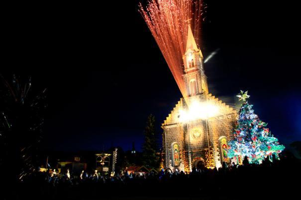Natal Luz de Gramado - Show de Acendimento - Foto: Natal Luz de Gramado
