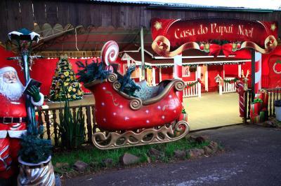 Natal Luz de Gramado - Vila de Natal - Foto: Natal Luz de Gramado