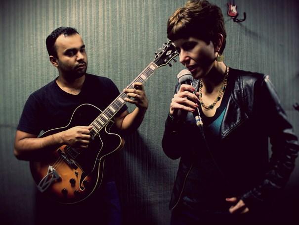 Luciana Amaral e Ulisses Cândido tocam no Projeto Quinta Musical - Foto: Ulisses Cândido