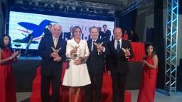 Prêmio Colibri DF - Homenageados