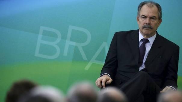 Aloizio Mercadante em Brasília: deslocamento do ministro é um antigo pedido de Lula - Foto: Ueslei Marcelino/Reuters