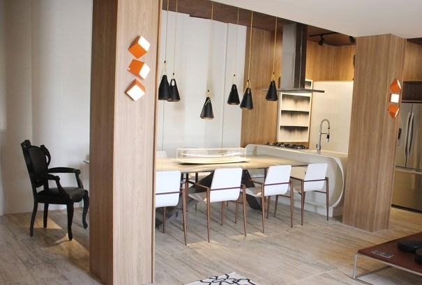 Decorando com estilo industrial - Projeto André Alf - Casa Cor 2015 - Foto: Divulgação