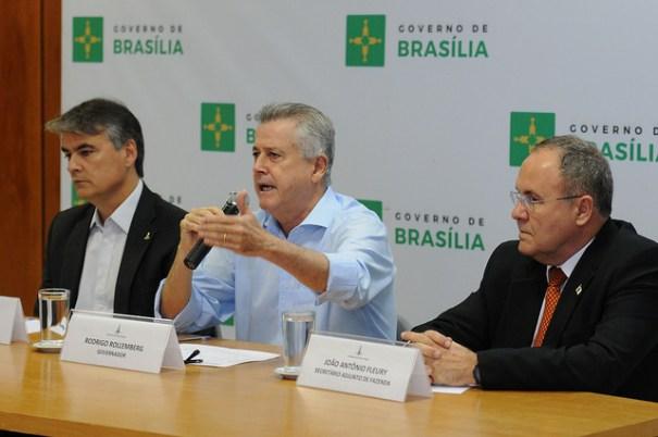 Servidores do GDF terão reajustes pagos em 2016 - Foto: Pedro Ventura/Agência Brasília