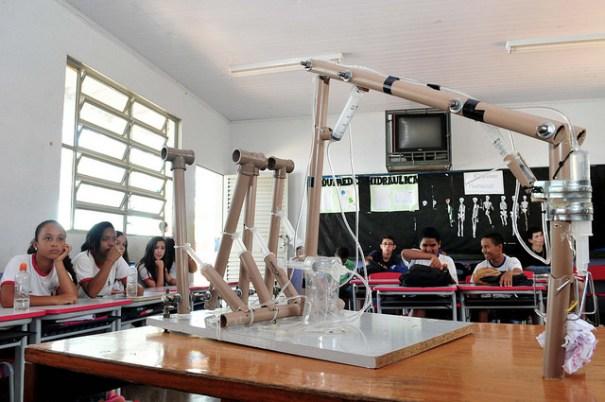 Escolas públicas participarão da Semana Nacional de Ciência e Tecnologia - Foto: Tony Winston/Agência Brasília