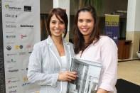 Karina Maluf e Janaína Gomes - Foto: Alan Santos