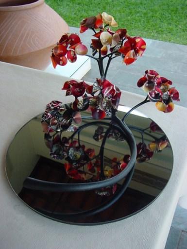 Mostra de Artesanato - Pita - Espelho