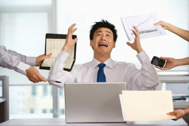 Trabalho. Trabalhar em muitas coisas ao mesmo tempo pode ser prejudicial - Foto: Seu Madroga