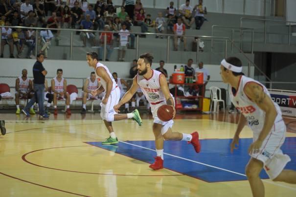Brasília e Flamengo se enfrentam pelo NBB no Ginásio Nilson Nelson - Foto: UniCEUB/Cartão BRB/Brasíli - Brito Jr