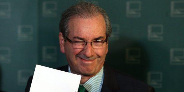 Eduardo Cunha anuncia que autorizou processo de impeachment de Dilma - Foto: ANDRÉ DUSEK/ESTADÃO CONTEÚDO