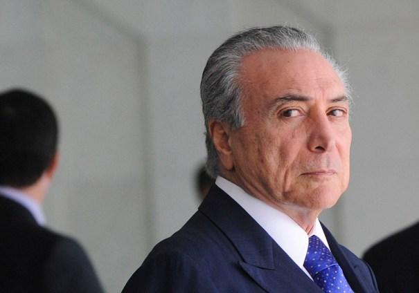 Vice Presidente da Republica, Michel Temer envia carta para Dilma na qual diz que ela não confia nele - Foto: Fotos Públicas