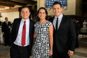 Gerson Camarotti, Carla Toledo e João Paulo Santana
