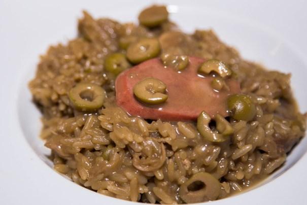 Tejo Restaurante - Arroz de Pato