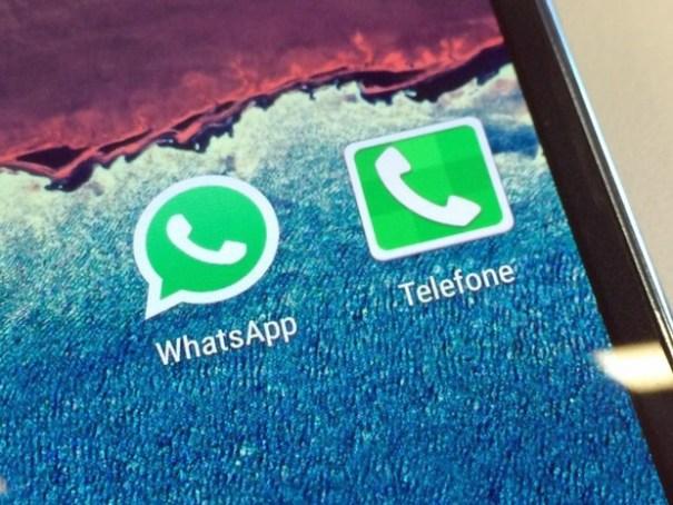 Operadoras de telefonia móvel foram intimadas a bloquear WhatsApp no Brasil por 48 horas (Foto: Fábio Tito/G1)