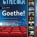 """Embaixada da Alemanha exibe o filme """"Goethe!"""", de Philip Stölzl"""