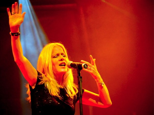 Net Live Brasília. A cantora Paula Toller, atração em Brasília no dia 25 de março (Foto: Andrea Gisele/Secom-JP)