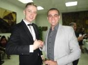 Jarek Wist e Tiago Correia