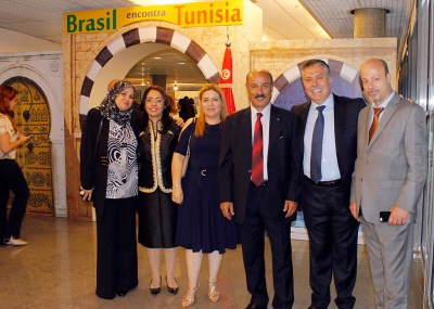Sra. Sohair A. A. El-Qatta, Nada M. Ben, Sônia Bachtobji, Sr. Salah M. M. El-Qatta, Sabri Bachtobji, Ahmed