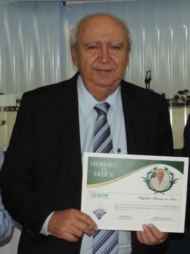Diretor da Bancorbrás, Reynaldo Miranda, assume diretoria da Associação Comercial do DF