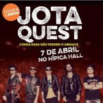 Sons da Nova com Jota Quest na Hípica Hall