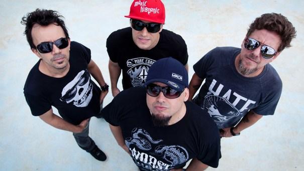 Banda Raimundos estará presente no Geek Prime Festival nesta sexta-feira, 27/05